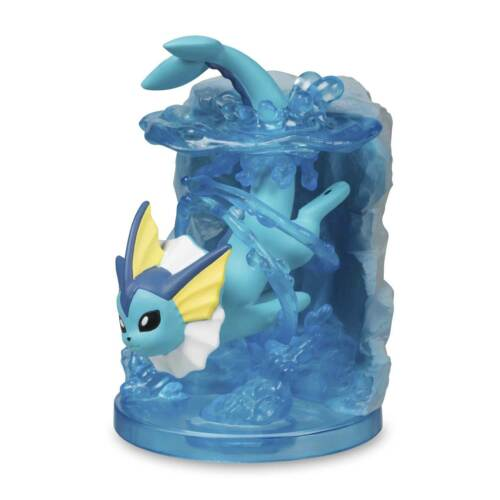 Pokémon Gallery Figure: Vaporeon-Aqua Ring