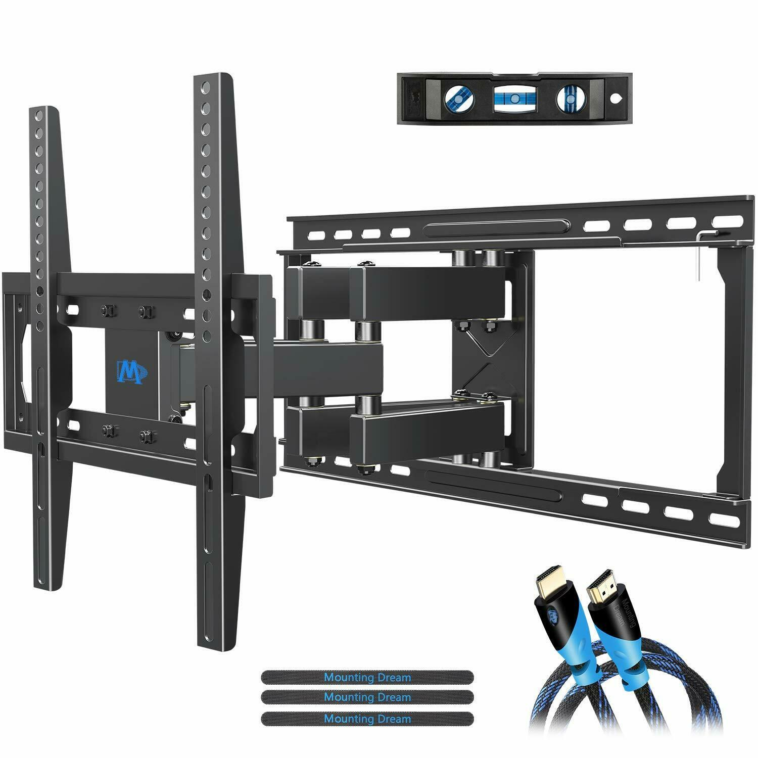 Mounting Dream TV Wall Mount TV Bracket for Most 26-55 Inch