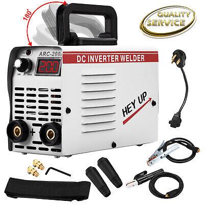 Arc Welder 110v 220v 120a Mma Stick Welding Machine Igbt Dual Voltage Arc Welder