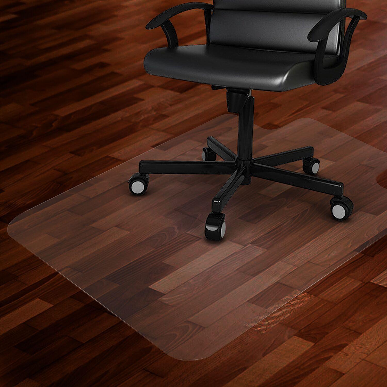 36 X 48 Office Home Hard Floor Protector Computer Desk Mat Pvc