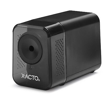 X-acto Xlr 1818 Electric Pencil Sharpener School Or Office Black New