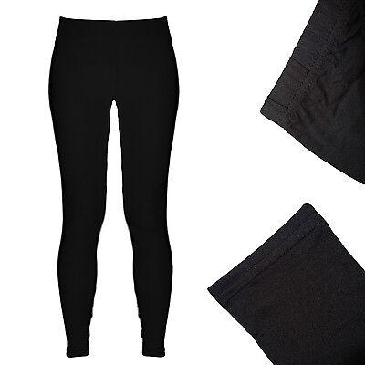 Kinder Leggings Stretch Hose für Mädchen Leggins Strumpfhose 110 116 122 128-170 ()