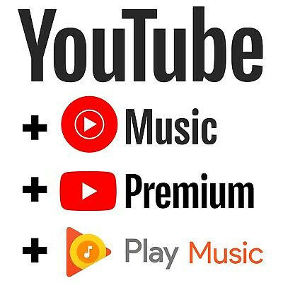 Youtube Premium Youtube Music Worldwide Upgrade Own Acc Fast Delivery