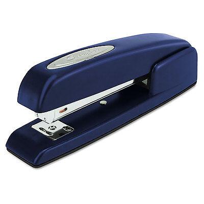 Swingline 747 Business Full Strip Desk Stapler 25-sheet Capacity Royal Blue