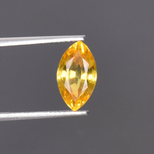 3.40 Ct Natural Oregon Flawless Sunstone Yellow Golden Color Certified Gemstone