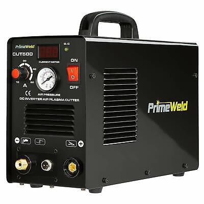 PLASMA CUTTER 50 AMP PRIMEWELD Premium & Rugged Air Inverter Dual Voltage