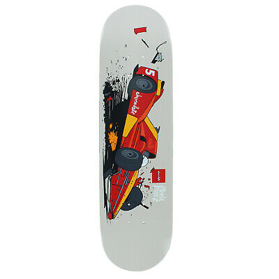 "Chocolate Skateboard Deck Perez Car Crash 8.25"" x 32"""