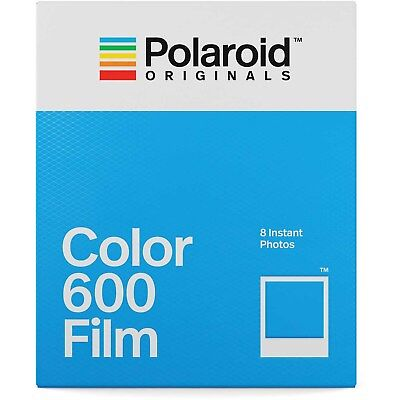 Impossible Project PRD4514 Color Instant Glossy Film for Polaroid 600 Camera