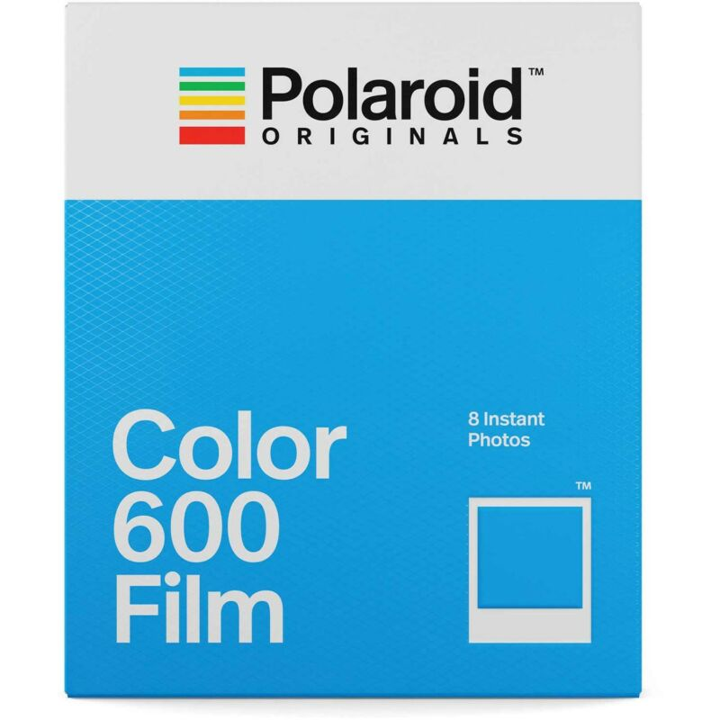 Polaroid Originals PRD4670 PRD6002 Color Instant Glossy Film for 600 Camera