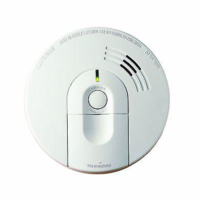 6 PACK Kidde Firex Hardwire Ionization Smoke Detector with Battery Backup, -