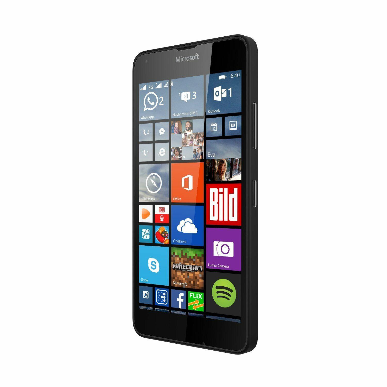 Microsoft Lumia 640 Dual-SIM Smartphone 5 Zoll 8 GB ...