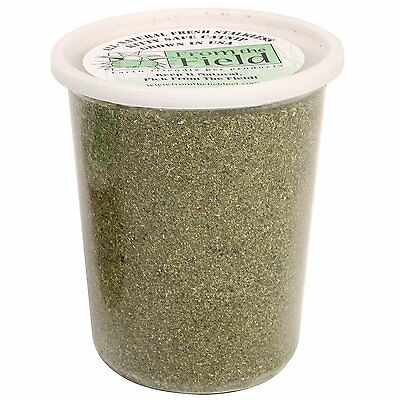 FROM THE FIELD ORGANIC CATNIP KITTY SAFE STALKLESS 6 OZ AMERICAN. FREE SHIP USA
