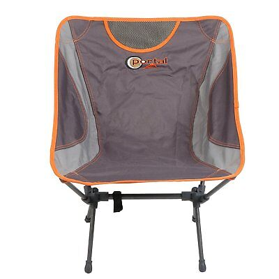 PORTAL Portable Easy Lightweight Folding Camping Chair For Outdoor Hiking Beach
