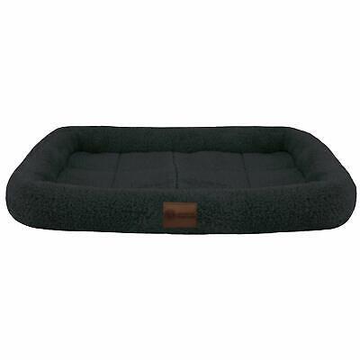 Pet Dog Crate Mat Bed Deluxe Ultra Plush Pillow Nap Cushion Machine wash 24