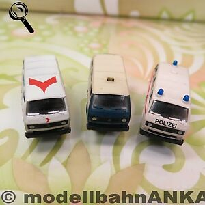 ROCO - 1:87 - 3 VW Transporter - Polizei - AUA - Taxi - #C2439 - <span itemprop=availableAtOrFrom>Graz, Österreich</span> - Widerrufsrecht für Verträge im Fernabsatz bzw. Außerhausgeschäfte: Das gesetzliche Widerrufsrecht kommt unter Anderem gemäß § 1 Abs. 2 FAGG nicht zum Tragen, wenn das zu zahlende Entgelt - Graz, Österreich