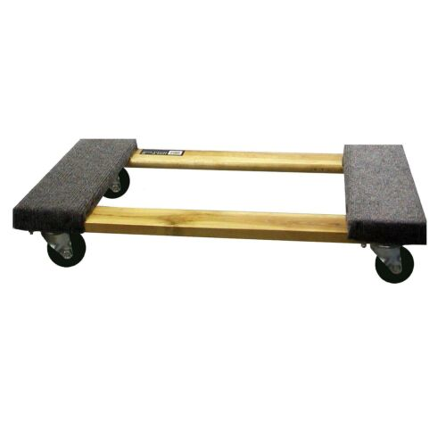 """Olympia Tools 1000 lb. Furniture Moving Appliance Dolly 30"""" x 18"""" - Heavy Duty"""