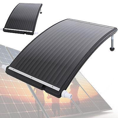 Miganeo® Sonnenkollektor für Pool Solar Solarheizung Poolheizung Solarmodul 9105