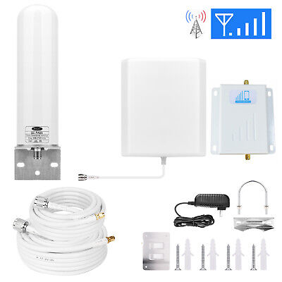 Cell Phone Signal Booster Home Verizon 4G LTE Band13 700MHz Amplifier Antenna US