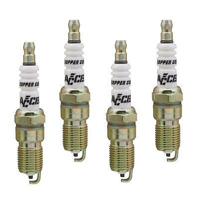 ACCEL 0526-4 U-Groove Resistor Spark Plug