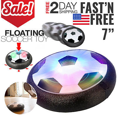 Toys for Boys Hover Disk Ball LED 4 5 6 7 8 9 10 Year Old Age Cool Toy Xmas Gift - Cool Toys For 10 Year Old Boys