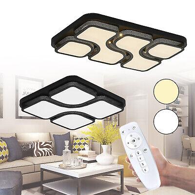 Eisen Bad Lampe (36W-96W LED Deckenleuchte Deckenlampe Wohnzimmer Küche Leuchte Badleuchte Massiv)