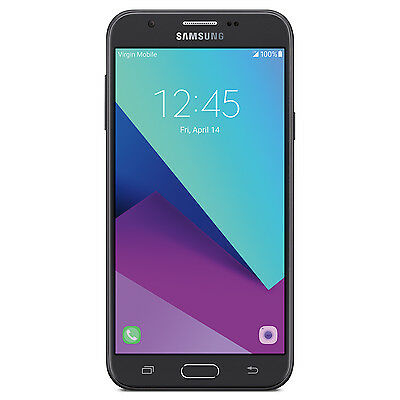 Samsung J7 Perx 5 5  Android Smartphone 16Gb Lte   Virgin Mobile   New