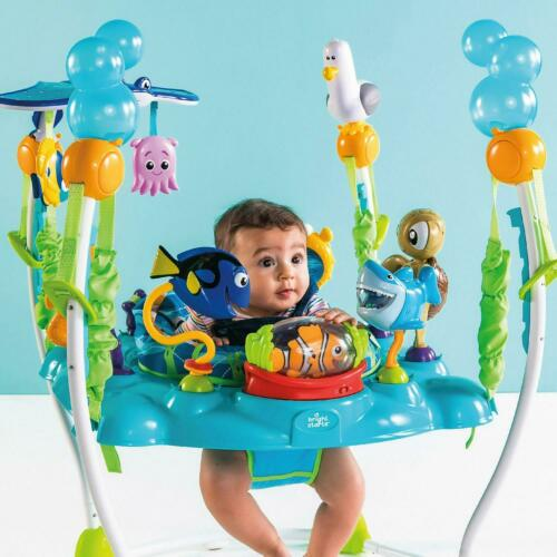 Baby Bouncer Jumper Infant Activity Center Finding Nemo Activities Development
