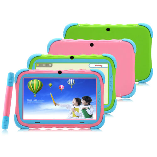 """Tablet - iRULU 7"""" BabyPad Tablet PC Android 7.1 Quad Core 16GB GMS Learning Pad Kids Gift"""