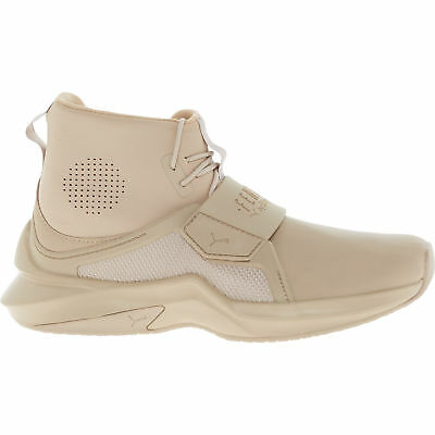 PUMA x FENTY by RIHANNA Women's THE TRAINER HI, Sesame, UK 5 6