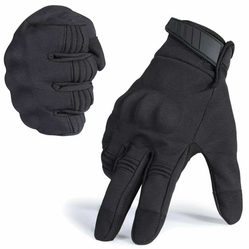 Tactical Army Military Combat Hunting Shooting Hard Knuckle Full Finger Gloves