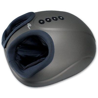 Fuß-massagegerät (Shiatsu Fussmassagegerät mit Wärmefunktion Fussmassage Fuss Reflexzonen Massage)