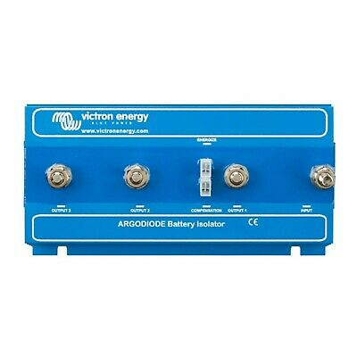Victron Energy Argo Diode Battery Isolators 100-3AC (3 Batteries 100 amp)