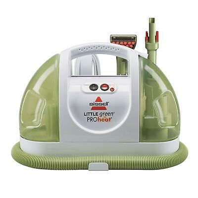 Little Carpet Cleaning Machines Green ProHeat Portable And Upholstery Cleaner