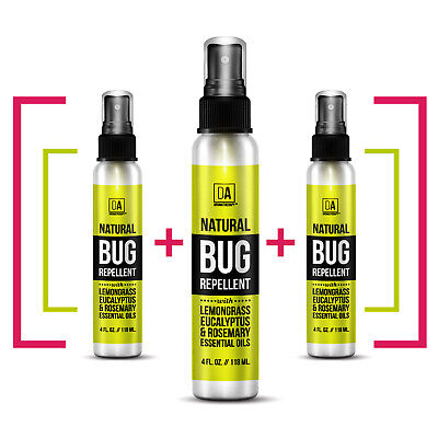 The Best Natural Tick and Mosquito Repellent with Organic Essential Oils (Best Organic Mosquito Repellent)