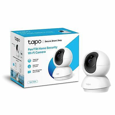 CAMARA VIGILANCIA IP WIFI TP-LINK TAPO C200 - 360º 1080P VISION NOCTURNA...