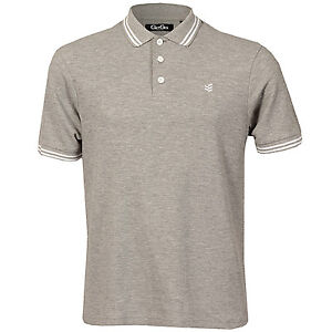 Gio Goi Mens Plain Tip Polo Shirt in Choice of 4 Colours from Get The Label