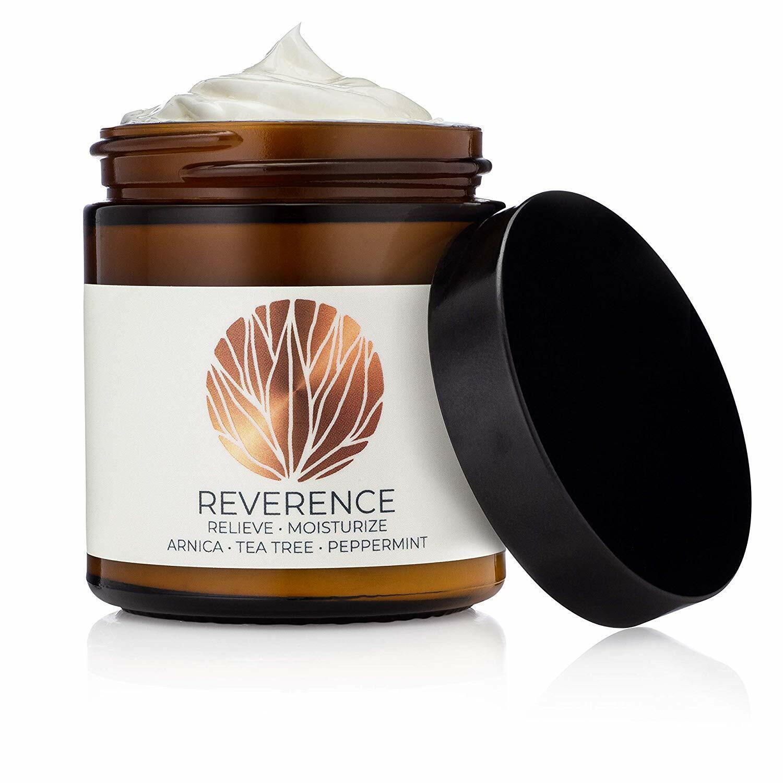 Natural Arnica Antifungal Foot Cream with Tea Tree, Peppermi