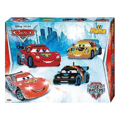 HAMA midi 7944 Bügelperlen Set DISNEY CARS ICE RAIDERS Geschenkpackung