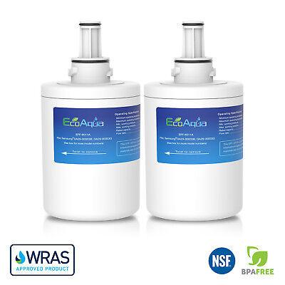 SAMSUNG DA29-00003G Aqua Pure Plus RSG 5 UUMH Compatibile Frigo Acqua Filtro x 3