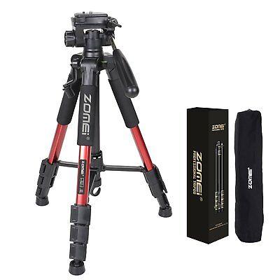 ZOMEI Q111 Portable Travel Tripod for SLR Camera