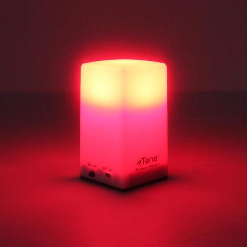 Portable Darkroom Red Safe Light 635nm LED Safelight B/W Film Process Developing