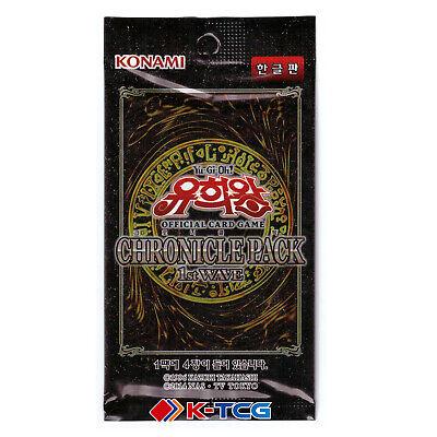 Korean Yugioh 20AP-KR Chronicle Pack 1st wave (20th Anniversary) Booster Pack