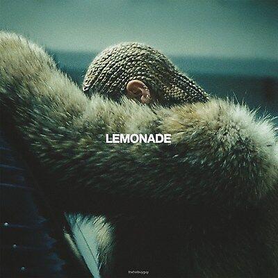Lemonade By Beyonc   Cd  May 2016  2 Discs  Columbia  Usa   Explicit New