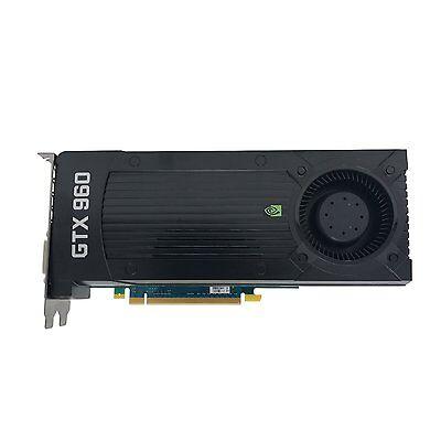 NVIDIA GeForce GTX 960 2GB GDDR5 PCI Express 3.0 Gaming Graphics Card