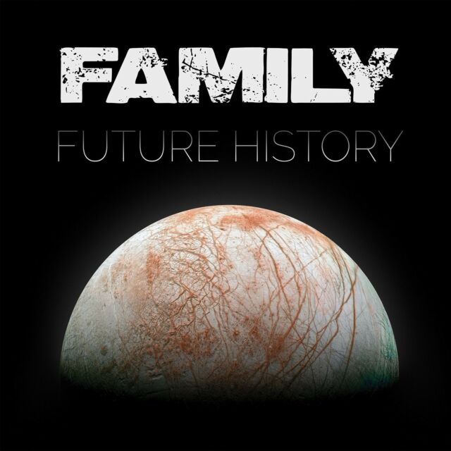 FAMILY - FUTURE HISTORY   CD NEU