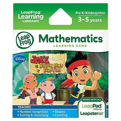 LeapFrog Learning Game Jake and the Neverland Pirates LeapPad NEW](Jake And The Neverland Pirates Game)