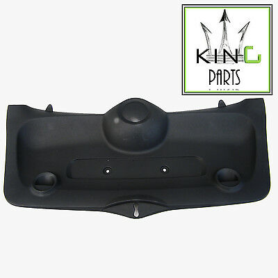 MINI COOPER S R56 R57 2006-2011 TRIM PANEL COVER LOWER TRUNK TAIL BOOT LID INNER