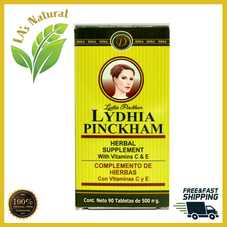 Lyhdia Pinkman (90 Tabletas 500mg) 100% ORIGINAL