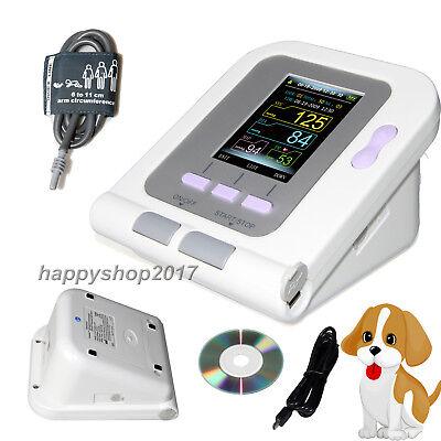 Veterinaryvetanimal Blood Pressure Monitor Nibp 2.8 Lcd Display For Catdog