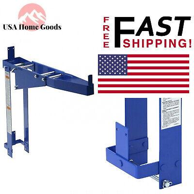 Pump Jack Scaffolding Work Bench Steel Stable Hand Crank Safety Brake Foot Lever